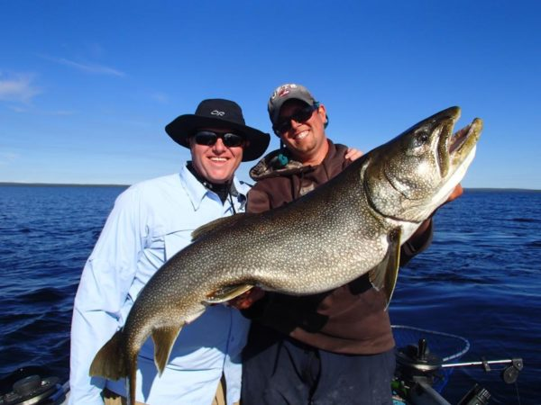 NWT Lake Trout, Northern Pike & Arctic Grayling Fishing 10186