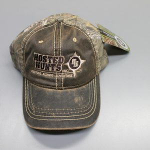 Camo/Brown Cap