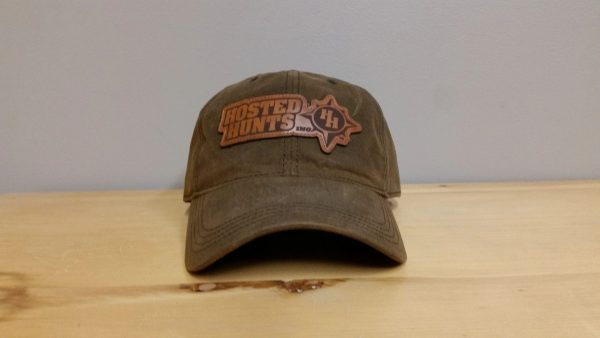Legacy Cap with Leather Patch